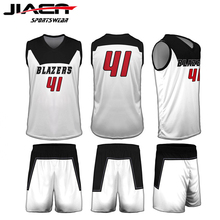 2017 new style school teams unique sublimation ployester xxxl basketball jersey designs