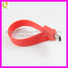 Chinese sports silicone wristband USB flash drive bracelet supplier