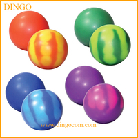 Anti Foam Logo Printed PU Releasing Stress Ball