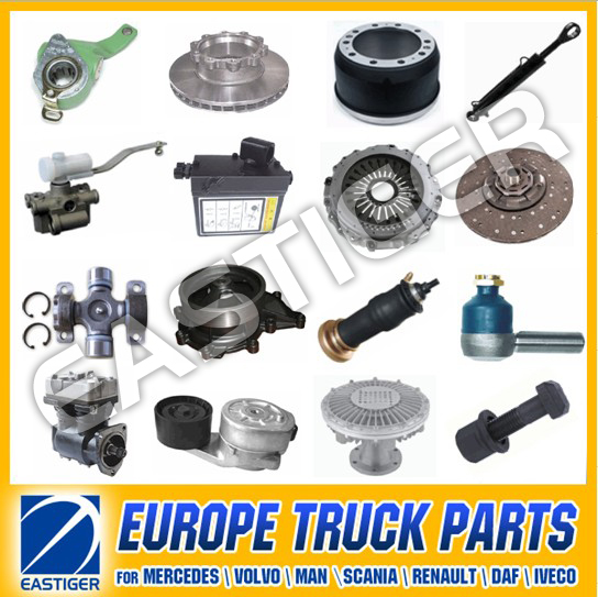 Over 600 Items SCANIA truck spare parts