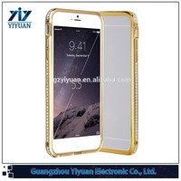 OEM Wholesale Mobile Accessory Bling Luxury Fashion Case Cover for iPhone 6 Case