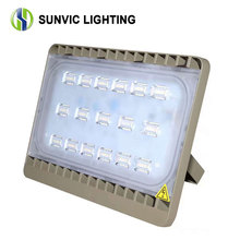 stainless steel IP66 waterproof outdoor cob 30w 50w 70w 100w 150w 200w led flood light