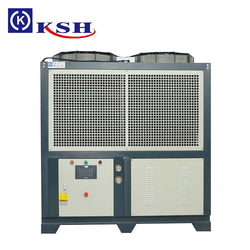 High effect TUV air cooled water industrial chiller