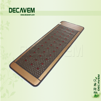 Decavem Far Infrared Massage Korea Tourmaline Mattress with Photon CE 60W,180L