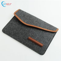 High Quality Office Decoration Felt Computer