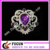 wholesale popular styles Bridal jewelry Crystal Rhinestone Brooches gift