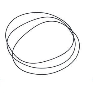 Flame Retardant White Silicon Rubber O Ring With Good Elasticity