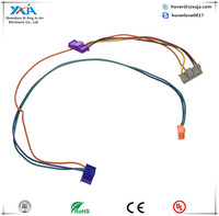 XAJA custom 20 pin automotive audio connector Suzuki iso harness manufacturer
