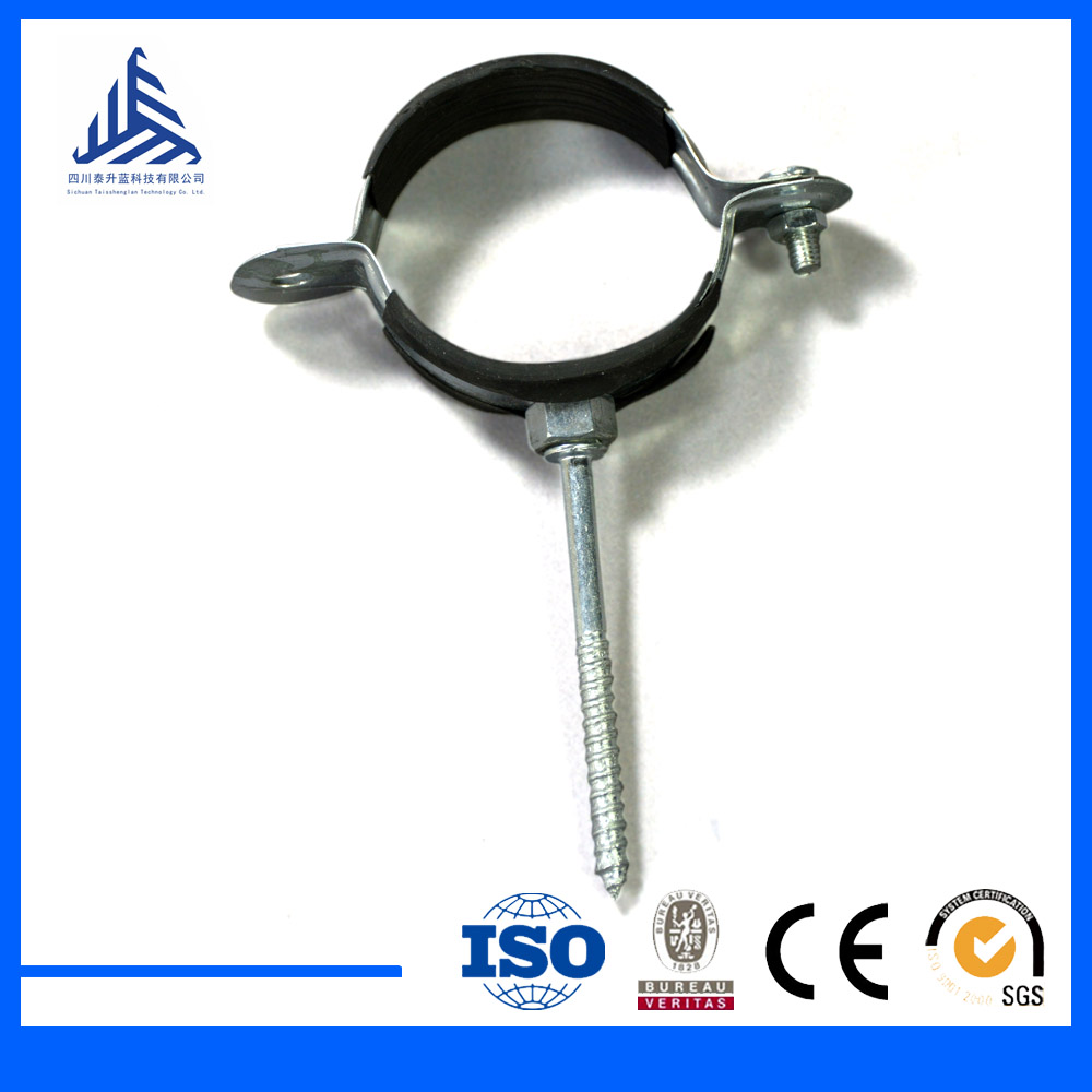 Galvanized steel scaffolding steel pipe clamp connection supplier in china