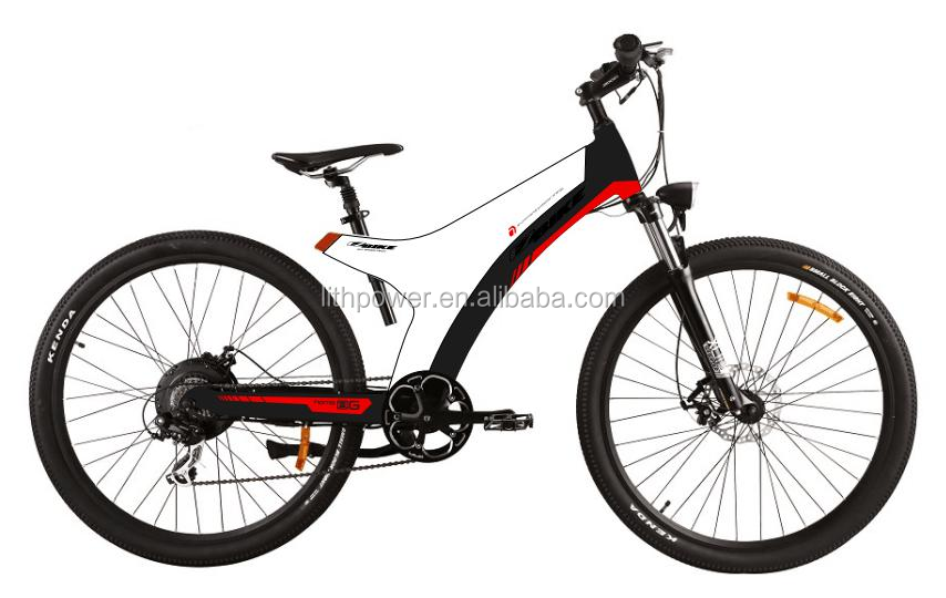 1000W big power Fat tire electric Mountain bike/Snow bike/electric bicycle with CE