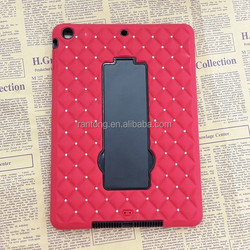 wholesale industrial for ipad bling bling protective tablet bumper tablet case