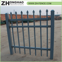 Metal Frame Material Wrought Iron Garden Wall