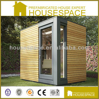 Panelized Solid Bullet Proof Guard House