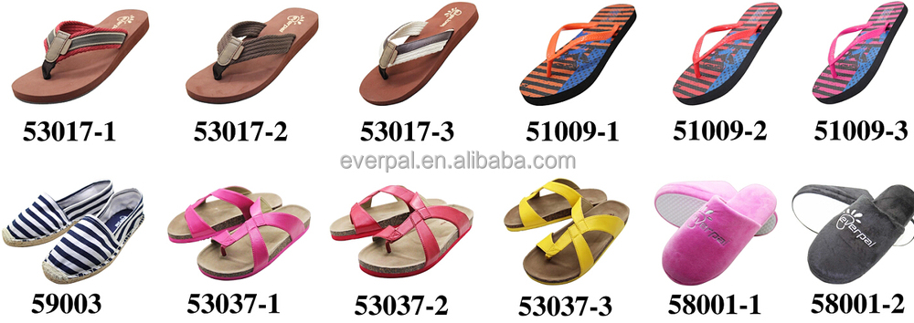 Women fashion sandals flat flip flops