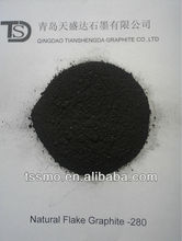 natural flake graphite -280