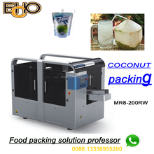 coconut water packing machine
