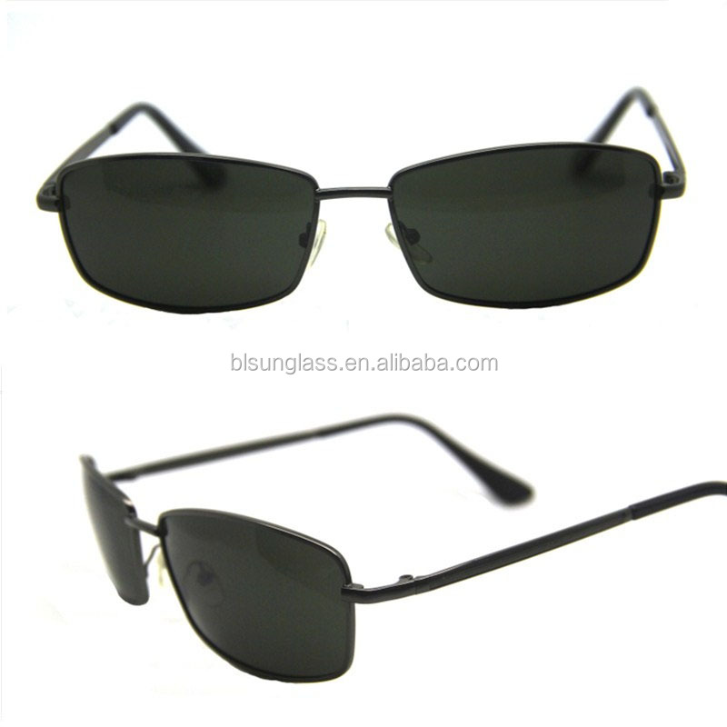 Military Polarized Pilot Policer sunglasses