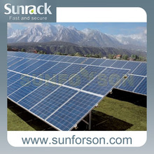 PV Mounting Ground Solar mount/bracket/racking system