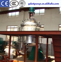 500L coil cooling reactor for alkyd resin