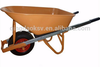Made in China heavy duty Steel Frame Wheelbarrow Farming Wheel barrow