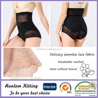 Comfortable high stretch keep fit shapewear in knitted fabric outdoor shapewear garments fabric