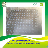 new invention updated clean water treatment membrane EPDM diffuser