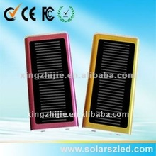 2012 latest portable charger solar corporate gift