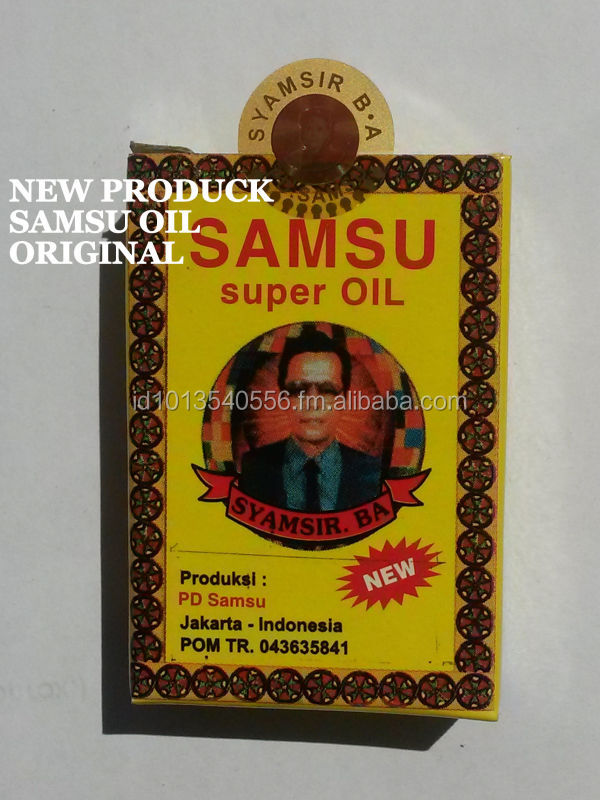 SAMSU OIL