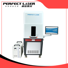High speed processing UV laser marking and engraving machine