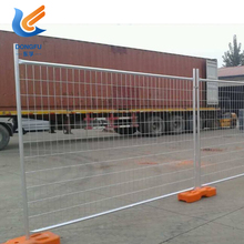 China Wholesale Market Agents Galvanized Retractable Portable Playground Privacy Temporary Fence