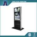 42inch hotel multimedia PC interactive free stand touch screen kiosk (HJL-1005C)