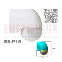 180 degree wall and door Detecor PIR Motion Sensor Switch