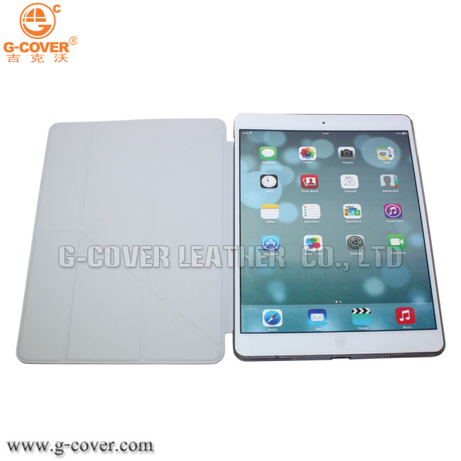 G-Cover Ultra Thin Magnetic SmartCover Back cover Case for iPad Air 2 for ipad 6