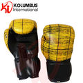 Tatami pattern boxing gloves, printed boxing gloves, synthetic leather boxing gloves