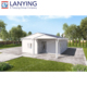 STD53 two bedroom house plans prefabricated granny flat house prices