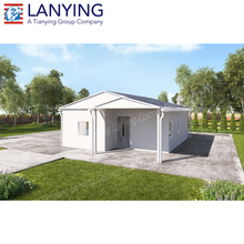 STD53 two bedroom house plans prefabricated home prices