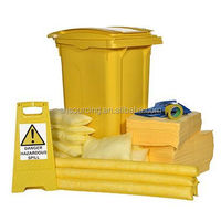 240 Ltr Spill Kit Chemical Absorbent