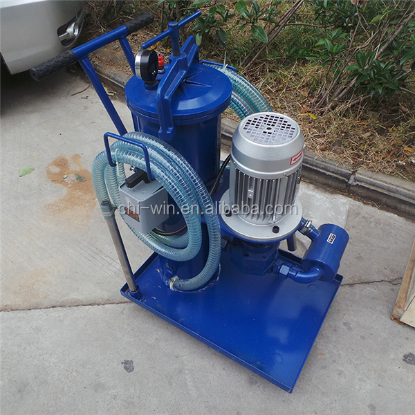 transformer oil cleaning high effective vacuum oil purifier machine