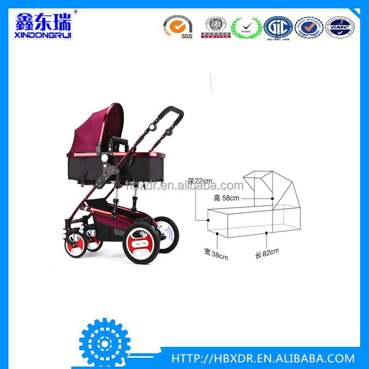 Aluminum Alloy Frame baby Walkers&Carriers