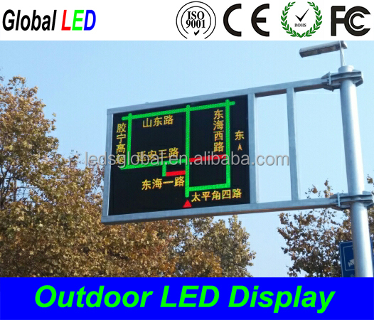 High Quality Outdoor LED Display Panel P3 P4 P5 P6 P8 P10 P16