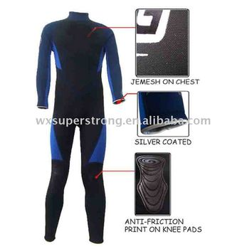 2016 High Quality Mens Surfing Suit Made of Inner Span Neoprene and Nylon OEM Orders are Welcome