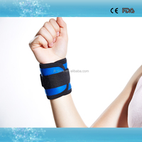 Best selling sports wrist band adjustable wrist guard wrist support