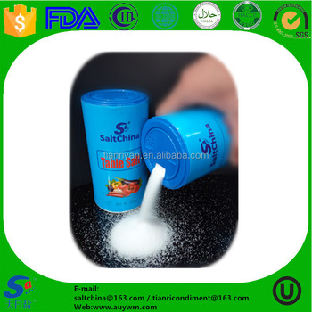REFINED TABLE SALT PDV SALT