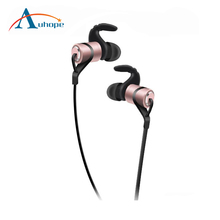 Best Selling Wireless Stereo Magnet Control Running Wireless Ear phone For Sports