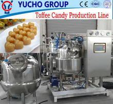 China Big Factory Good Price Candy Continuous Cooker