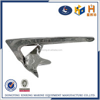 marine hardware bruce anchor made in China