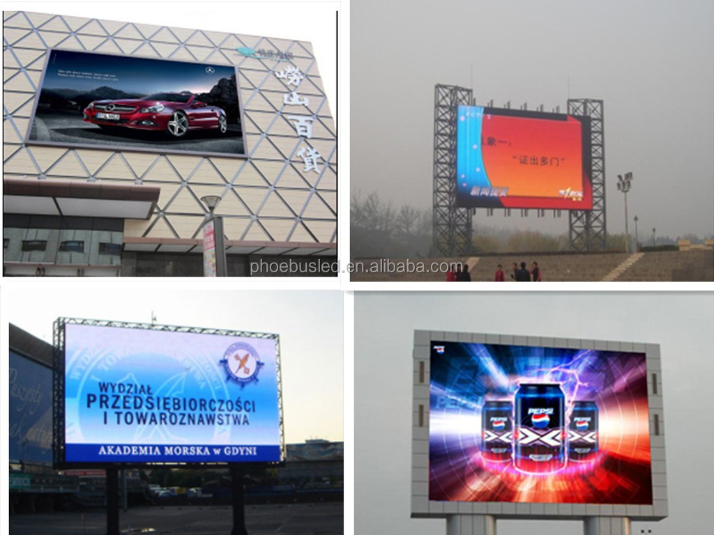 Hot Products High Definition P16 Outdoor rgb led display