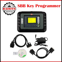 Best Quality Silca SBB Key Programmer Free Software Update 2014 V33.02 With 9 Languages sbb car key programming tool machine