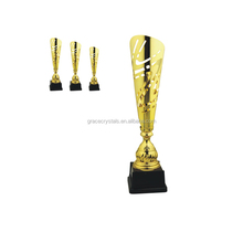 Metal trophy all sports available souvenirs