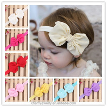 NEW Baby Chiffon <strong>Headbands</strong> Mix Designs with elastic shimmer bow <strong>headband</strong> hair accessories BTS012